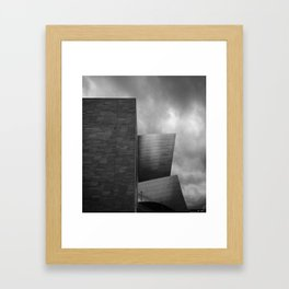 Untitled BW 4/7 Framed Art Print