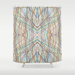 Funayurei Shower Curtain