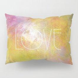 Love Sacred Geometry Pillow Sham