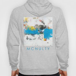 Crow Abstract Art Hoody