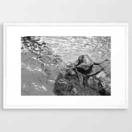 Mermaid Framed Art Print