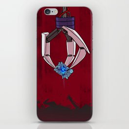 The Claw iPhone Skin