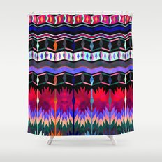 Mexicali #6 Shower Curtain