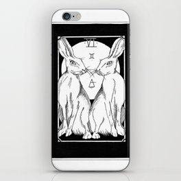 The Lovers VI iPhone Skin