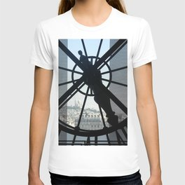 View of Sacre Coeur T-shirt