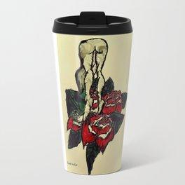Bent Over Travel Mug