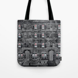 Physical Graffiti Led (Deluxe Edition) by Zeppelin Tote Bag