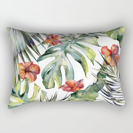 TROPICAL GARDEN 5 Rectangular Pillow