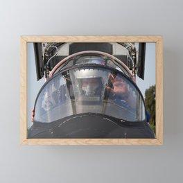 625. Ready for Takeoff Framed Mini Art Print