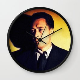 Albert Camus, Literary Legend Wall Clock
