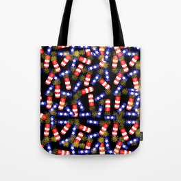 Firecracker Celebration Tote Bag