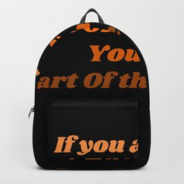 BLM Backpack