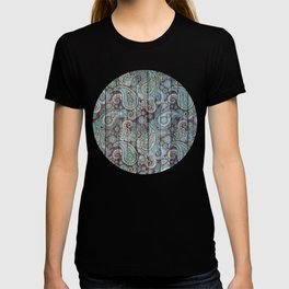 Kashmir on Wood 06 T-shirt