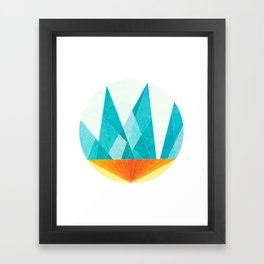 LXI Framed Art Print