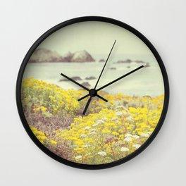 Vintage California Coast Wall Clock
