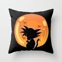 Dream Dragon Throw Pillow