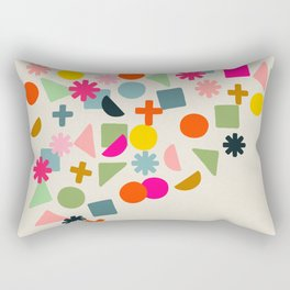 Caos Rectangular Pillow