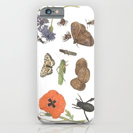 Common place miracles -Natural History Part II iPhone Case