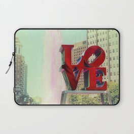 Philadelphia Love Laptop Sleeve