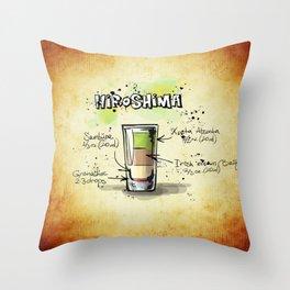 Hiroshima Throw Pillow