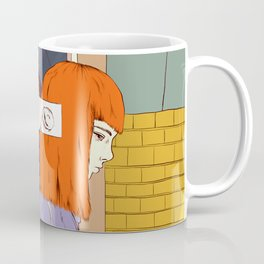 Haunting Past (A Reflection) Coffee Mug