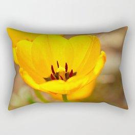 Golden Chalice Rectangular Pillow