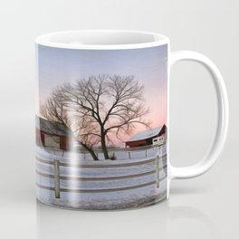 Winter Ranch Coffee Mug