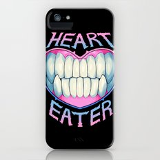 heart eater iPhone (5, 5s) Slim Case