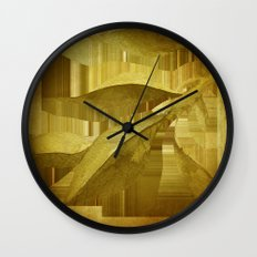 fall is coming -3- Wall Clock