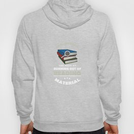 ABIBLIOPHOBIA Reading Readers Bookworms Book-lovers Reading Addicts Gifts Hoody