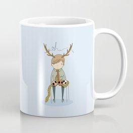 Antler boy Coffee Mug