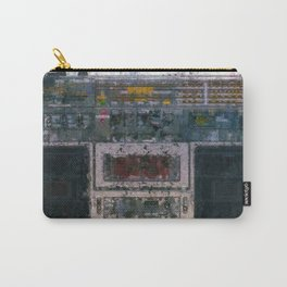 cassette recorder  - painting / illustration Carry-All Pouch