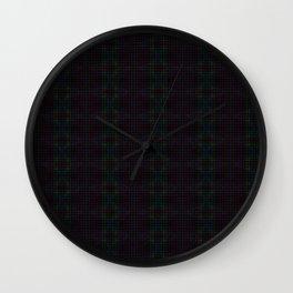Pattern 4883 Wall Clock
