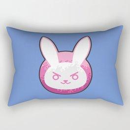 Love D.Va Rectangular Pillow