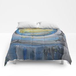 Jupiter Rising Comforters