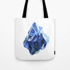 Raw Sapphire Tote Bag