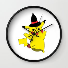 You're a wizard! Wall Clock