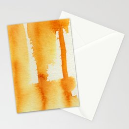 Vertical Sunrise Stationery Cards