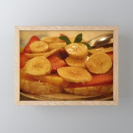 Fruits du Maroc Framed Mini Art Print