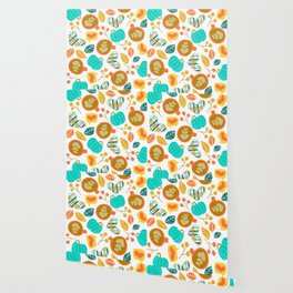 Pumpkin Spice Love Wallpaper