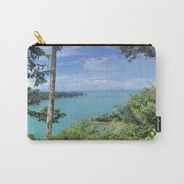 Ocean Views in Manuel Antonio Carry-All Pouch