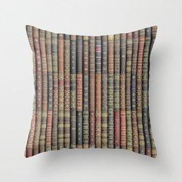 Keep Reading Throw Pillow