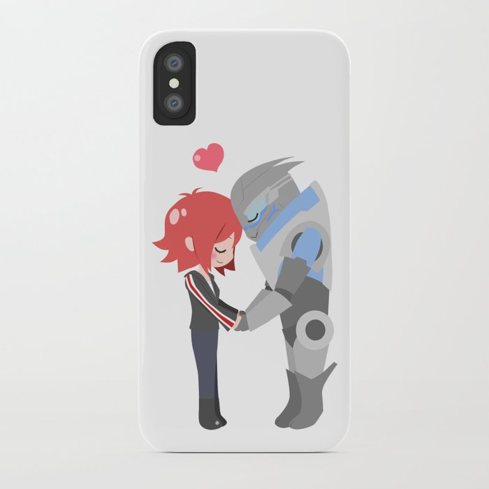 mass effect shakarian iphone case by chocominto society6. Black Bedroom Furniture Sets. Home Design Ideas