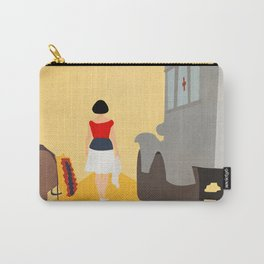 Kidnapping Caucasian Style Carry-All Pouch