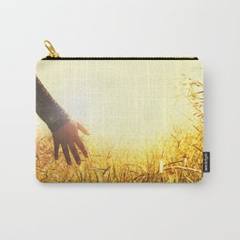 Walking Through the High Grass Carry-All Pouch