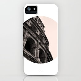 Colosseum #1 iPhone Case