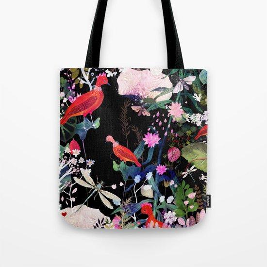 enchanted night Tote Bag