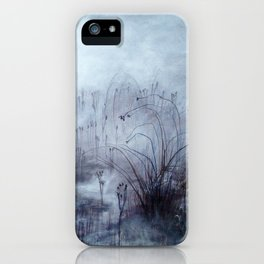Fog II iPhone Case