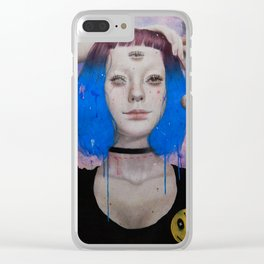 The Third Eye Clear iPhone Case