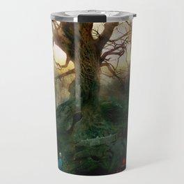 I Sleep In Stone Two. Travel Mug